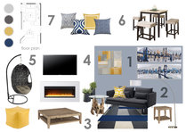 Beautiful and Colorful Home  Anna T Moodboard 1 thumb