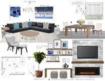 Beautiful and Colorful Home  Laura A. Moodboard 2 thumb