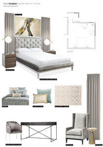 Romantic Master Bedroom Mladen C Moodboard 2 thumb