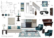 Relaxing Transitional Home & Outdoor Patio Design Anna T Moodboard 1 thumb
