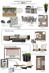 Warm Contemporary Full Home Design Tiara M. Moodboard 2 thumb