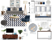 Modern Living, Entry, and Kids Room Design Narathas P. Moodboard 2 thumb