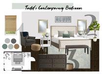 Calm Transitional Bedroom Design Paaj Y. Moodboard 1 thumb