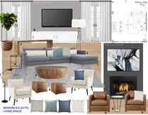 Bright Modern Living Room Laura A. Moodboard 1 thumb