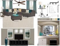 Modern Livingroom  Picharat A.  Moodboard 1 thumb