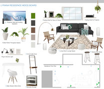 Fun contemporary face lift living room Eilla S. Moodboard 2 thumb