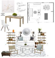 Amazing scandinavian living/dining room  Jordan S. Moodboard 1 thumb