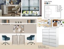 Sharp home office Luba K. Moodboard 1 thumb