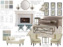Comfy Living Room Transformation Elyse C. Moodboard 2 thumb