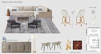 Transitional Neutral Living Room Transformation Ashley H. Moodboard 2 thumb