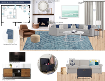 New Build Transitional Home Picharat A.  Moodboard 2 thumb