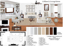 Sophisticated and Classy Living Room Selma A. Moodboard 2 thumb