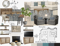 Transitional Bright Combined Living and Dining Room Angela S. Moodboard 1 thumb