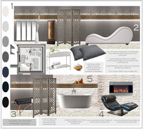 Basement Transformation into Relaxing Home Spa Sonia C. Moodboard 1 thumb