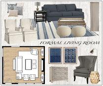 Beautiful traditional living room Tera S. Moodboard 1 thumb