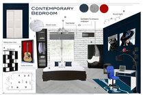 Teenager bedroom transformation Yumilka S. Moodboard 1 thumb