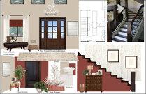 Traditional Rustic Entryway Rachel H. Moodboard 2 thumb