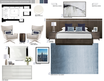 Simple to Modern Bedroom  Picharat A.  Moodboard 2 thumb