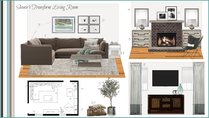 White Transitional Living Room Dale C. Moodboard 2 thumb