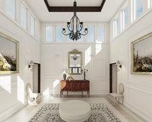 Online Designer Hallway/Entry 3D Model