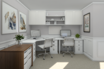 Online Designer Home/Small Office 3D Model