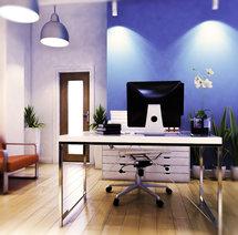 office designer. Online Designer Home/Small Office 3D Model Office Designer