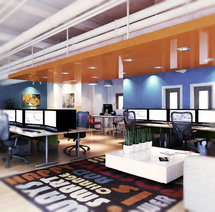 Tech Startup Office Design Decorilla