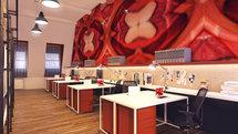 Online Designer Business/Office 3D Model