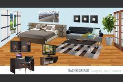 Bedroom Designer Mood Board