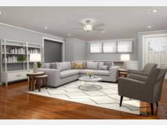 Transform my Living Room Rendering thumb