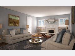 Comfy Living Room Transformation Rendering thumb