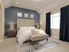 Elegant Transitional Home Design Rendering thumb