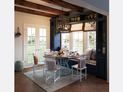 Transitional Comfy Kitchen Nook Rendering thumb