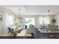 White for the Living Room Transformation Rendering thumb