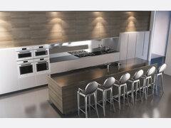 Marks Contemporary/Minimalistic Kitchen Design Rendering thumb