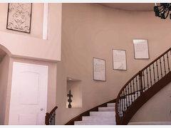 Entryway Transformation Design Rendering thumb