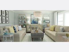 Tiffinys Transitional Living Room Rendering thumb
