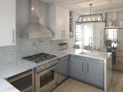 Impecable Kitchen Rendering thumb