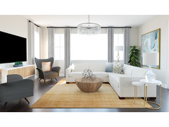 Sophisticated Home Transformation Rendering thumb