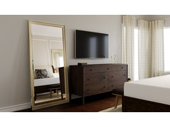 Transitional Bedroom Rendering thumb