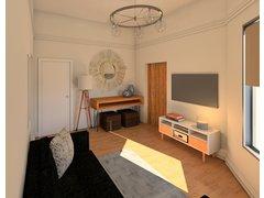 Livingroom Modern Upgrade  Rendering thumb