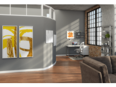 Nook Home Office Transformation  Rendering thumb