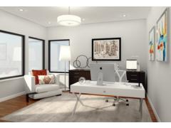 Striking Modern Home Interior Design Rendering thumb