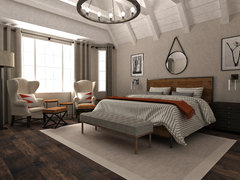 Fabulous Transitional Master Bedroom Rendering thumb