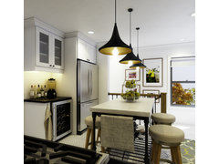 Gorgeous Kitchen Renovation  Rendering thumb