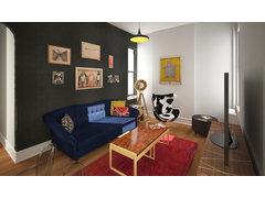 Jos Eclectic Living Room Rendering thumb