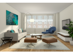 Relaxing Minimal Apartment  Rendering thumb