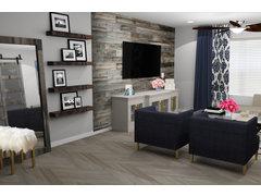 Drews Rustic Living Room Rendering thumb