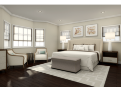 Bright Transitional Home & Kids Rooms Rendering thumb