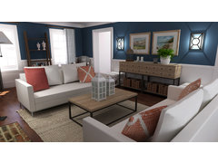 Steves Beach Style Living Room Rendering thumb